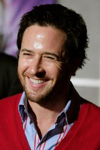 Rob Morrow at the Disney premiere of Hannah Montana and Miley Cyrus.