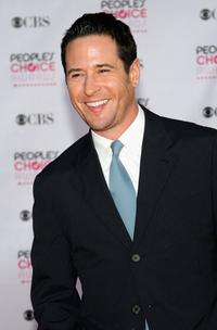 Rob Morrow at the 33rd Annual People's Choice Awards.