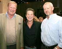 Ken Howard, Kurt Russell and David Morse at the after party of the premiere of