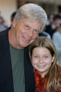 Robert Morse and Allyn at the opening night of the play