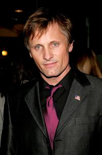 Viggo Mortensen at the New York screening of
