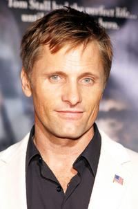 Viggo Mortensen at the Los Angeles premiere of