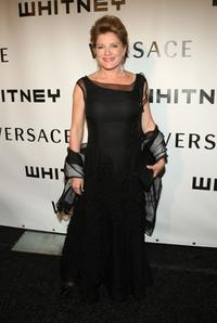 Kate Mulgrew at the 2008 Whitney Museum of American Art's gala and studio party.