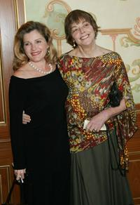 Kate Mulgrew and Claire Labine at the 57th Annual Writers Guild Awards.