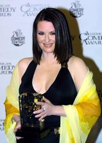 Megan Mullally at the 15th Annual American Comedy Awards.
