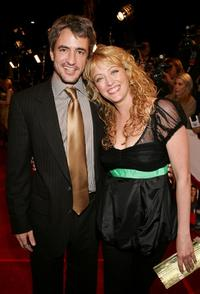 Dermot Mulroney and Virginia Madsen at the world premiere of