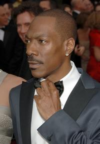 Eddie Murphy at the 79th Annual Academy Awards.