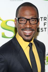 Eddie Murphy at the New York premiere of