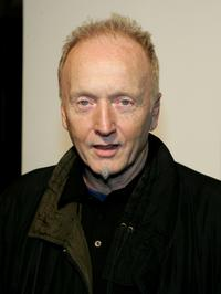 Tobin Bell at the launch party for MSNBC's new entertainment shows