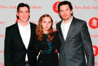 Ethan Hawke, Zoe Kazan and Billy Crudup at the Ninth Annual Young Lions Fiction Award Ceremony.