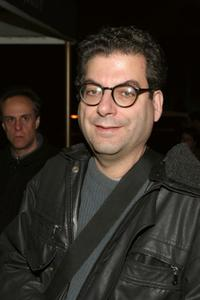 Michael Musto at the opening night of