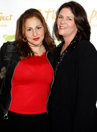 Kathy Najimy and Mo Gaffney at the A Cracked X-Mas.