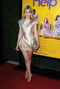 April Bowlby at the California premiere of