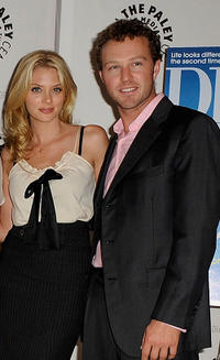 April Bowlby and Devon Gummersall at the