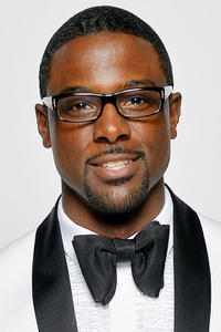 Lance Gross at the 44th NAACP Image Awards in L.A.
