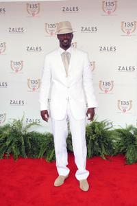 Lance Gross at the 135th Kentucky Derby.