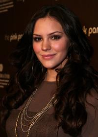 Katharine McPhee at the Pink Party to benefit Cedars-Sinai Women's Cancer Research Institute.