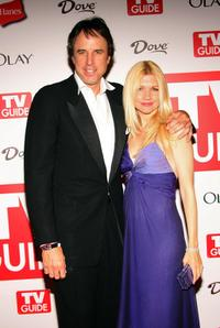 Kevin Nealon and his wife Susan Yeagley at the 4th annual TV Guide after party celebrating Emmys 2006.