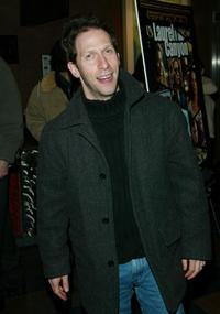 Tim Blake Nelson at the New York premiere of