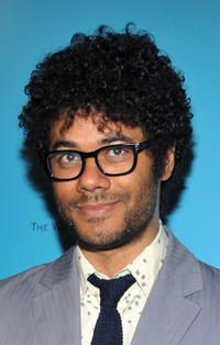 Richard Ayoade at the New York premiere of