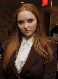 Lily Cole at the after party of the premiere of