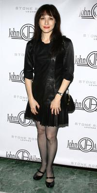 Bebe Neuwirth at a night in New Orleans benefit for Habitat for Humanity.