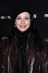 Bebe Neuwirth at the New York premiere of