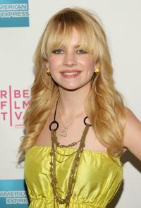 Brittany Robertson at the premiere of
