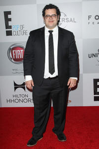 Josh Gad at the 70th Annual Golden Globe Awards in California.