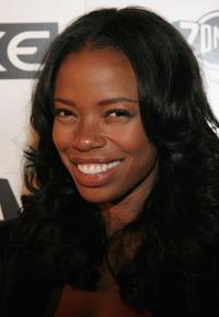 Jill Marie Jones at the LaFace and AXE Present Ciara's BET Awards Pre-Party and Celebration.