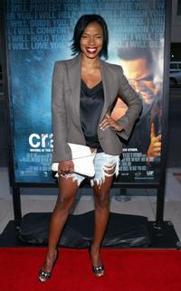 Jill Marie Jones at the premiere of