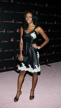 Jill Marie Jones at the Jimmy Choo and Cartier Present