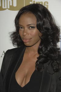 Jill Marie Jones at the launch party for Our Stories Films.