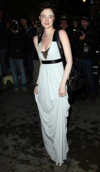 Andrea Riseborough at the VIP reception of