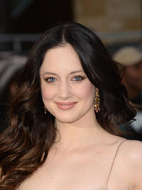 Andrea Riseborough at the California premiere of