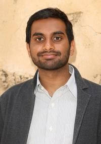 Aziz Ansari at the