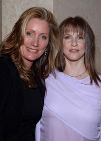 Shelley Curtis Litvak and Laraine Newman at the Triumph of Spirit Awards Gala.