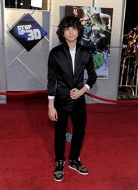 Adam G. Sevani at the California premiere of
