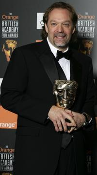 Gregory Nicotero at the Orange British Academy Film Awards (BAFTAs).