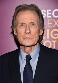 Bill Nighy at the New York Premiere of
