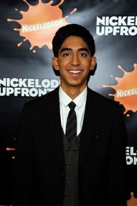 Dev Patel at the Nickelodeon Upfront Presentation.