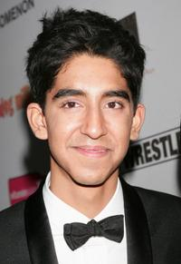 Dev Patel at the Fox Searchlight Oscar after party of