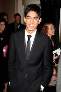 Dev Patel at the Orange British Academy Film Awards.