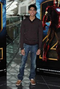 Dev Patel at the VIP screening of