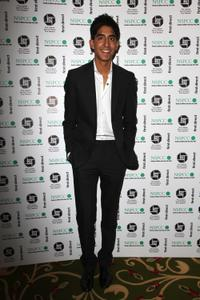 Dev Patel at the London Critics Circle Film Awards 2009.