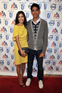 Freida Pinto and Dev Patel at the 5th Annual British Academy of Film and Television Arts/LA Awards.