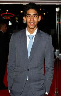 Dev Patel at the BFI 52nd London Film Festival.