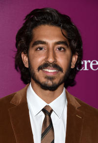 Dev Patel at the New York Premiere of