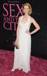 Cynthia Nixon at the N.Y. premiere of