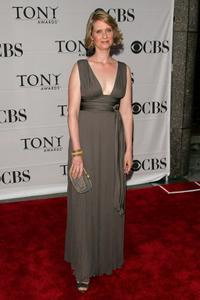 Cynthia Nixon at the 61st Annual Tony Awards.